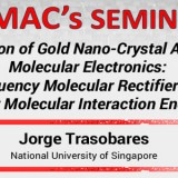 Fabrication of Gold Nano-Crystal Arrays for Molecular Electronics